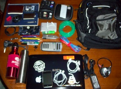 back to school backpack3 What's in your Backpack?