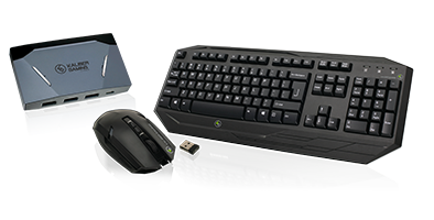 Gaming Keyboard and Mouse Kit Combos