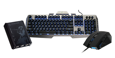 KeyMander, Gaming Keyboard and Mouse Kit Combos