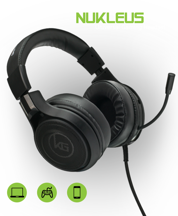 Quality and Confortable Gaming Headset