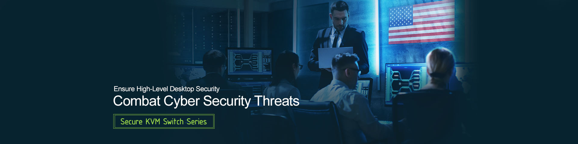 Secure KVM - NIAP Certified Secure KVMs - Profile Protection 3.0