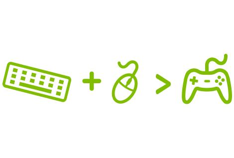 keyboard and mouse emulation program