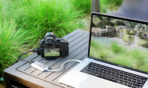 IOGEAR GUV301 HDMI to USB-C Video Capture Adapter from ThinkEDU