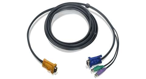 PS/2 KVM Cable 10 Ft