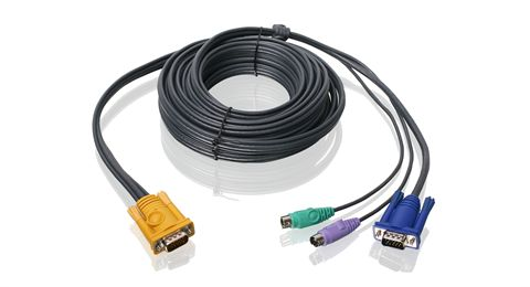PS/2 KVM Cable 20 Ft
