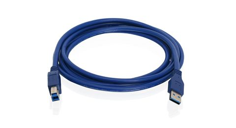 USB 3.0 Type A to Type B Cable- 6.5ft (2m)