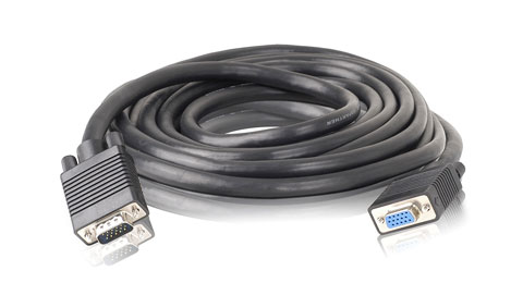 Ultra-Hi-Grade VGA Extension Cable 25 feet