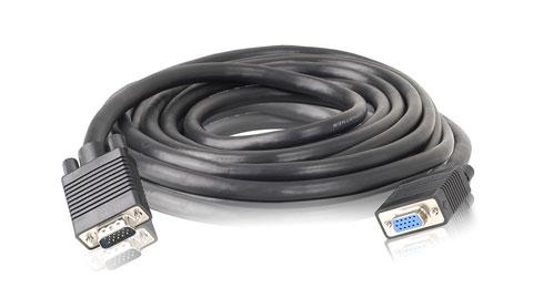 Ultra-Hi-Grade VGA Extension Cable 25 feet