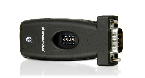 Serial Adapter with Bluetooth wireless technology