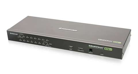16-Port USB PS/2 Combo KVM Switch (TAA Compliance)
