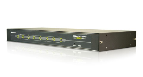 8-Port PS/2 KVM Switch