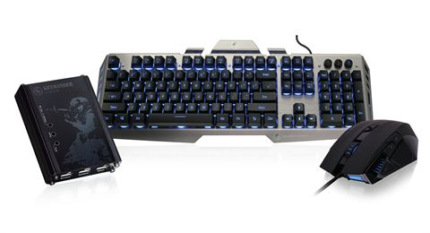 KeyMander Performance Keyboard & Mouse Bundle