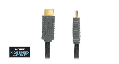 9.8ft (3m) High Speed HDMI® Cable with Ethernet