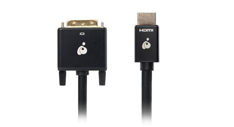 4K @ 30Hz HDMI to DVI-D Converter Cable