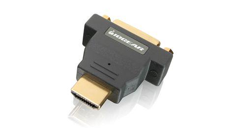 HD Male to DVI Female Adapter