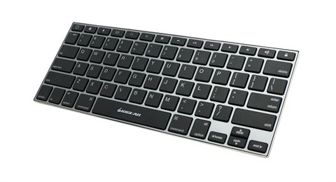 KeySlate™ Ultra-Slim Bluetooth 4.0 Keyboard for iOS Devices
