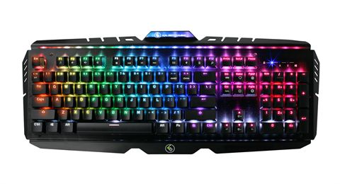 HVER PRO RGB Mechanical Gaming Keyboard-Red Switch