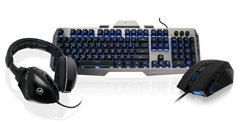 Kaliber Gaming Virtual Surround Gamer Pack
