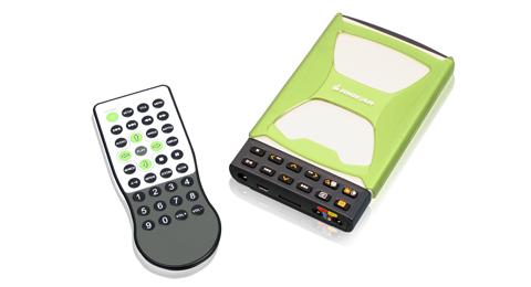 Portable Media Player Enclosure