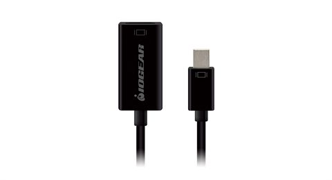 Active Mini DisplayPort to HDMI Adapter with 4K Support