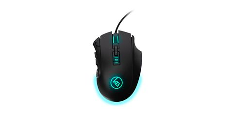 MMOMENTUM Pro MMO Gaming Mouse