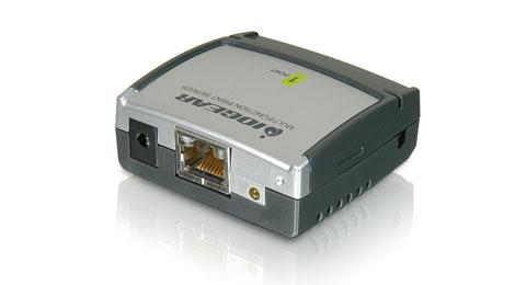 Multi-Function Print Server, USB