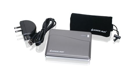 GearPower High Capacity Mobile Power Station for Tablets and Smartphones