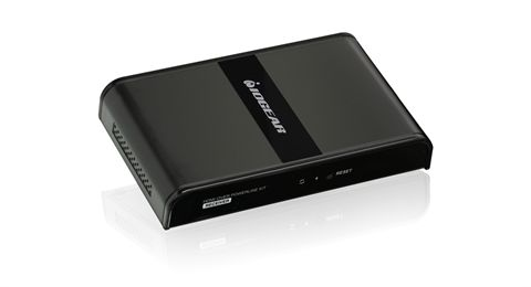 HDMI Over Powerline PRO Receiver