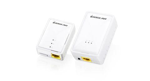 IOGEAR  GPLWEKIT  Powerline WiFi Extender Kit
