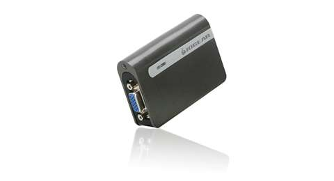 USB 2.0 External VGA Video Card