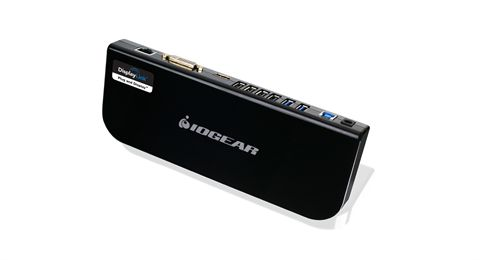 USB 3.0 Universal Docking Station with Power Adapter