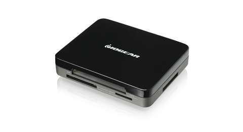 3-Port USB 2.0 Hub and 45-in-1 Card Reader