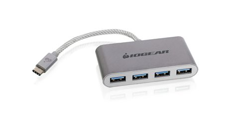 HUB-C™ - USB-C to 4-port USB-A Hub