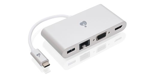 ViewPro-C, USB-C 4-in-1 Video Adapter