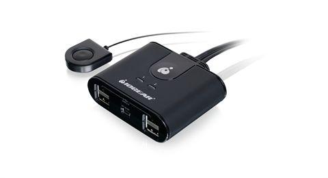 2x4 USB 2.0 Peripheral Sharing Switch