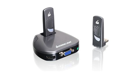Wireless HD Computer to TV Kit, with 1 HDMI Output