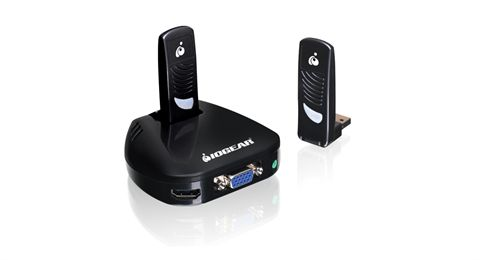 Wireless 1080p Computer to HDTV Kit, 1 HDMI Output