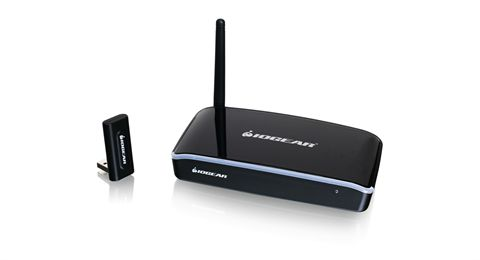Wireless 1080p Computer to HD Display Kit, 1 HD Output, 1 VGA Output