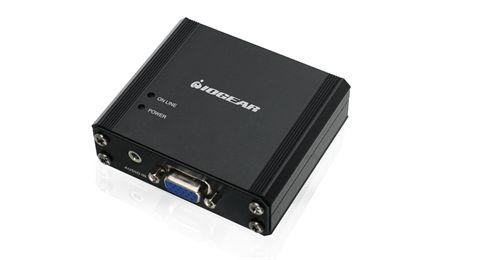 VGA w/Audio to  HDMI converter TAA Compliant