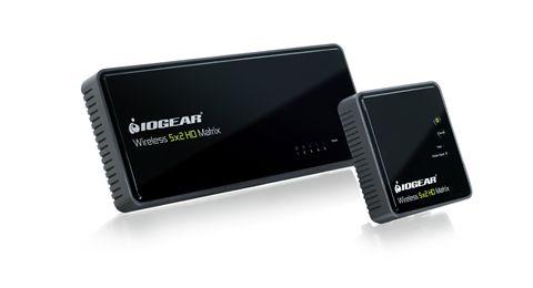 Wireless 5x2 HD Matrix