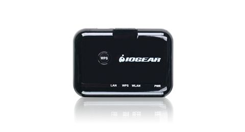IOGEAR Universal Ethernet to Wi Fi N Adapter