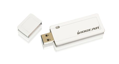 Wireless AC1200 Dual-Band USB Adapter