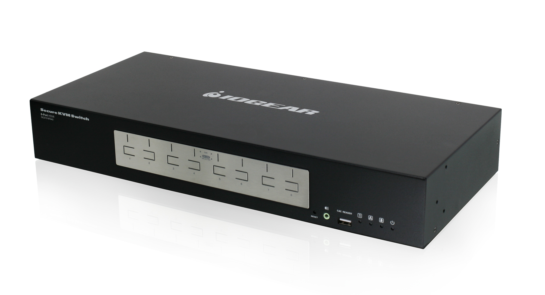 IOGEAR - GCS1318TAA3 - 8-Port HDMI Secure KVM Switch (TAA)
