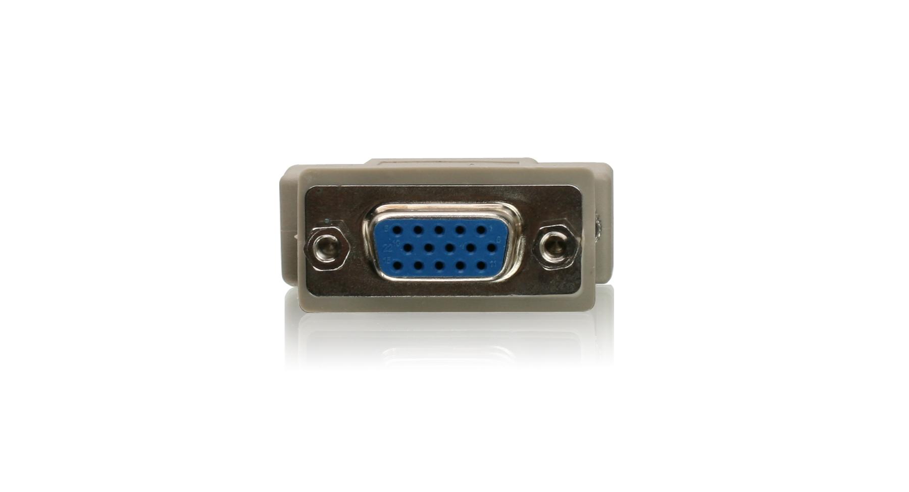 F Adapter IOGEAR DVI-A GDVIMVGAF M To VGA
