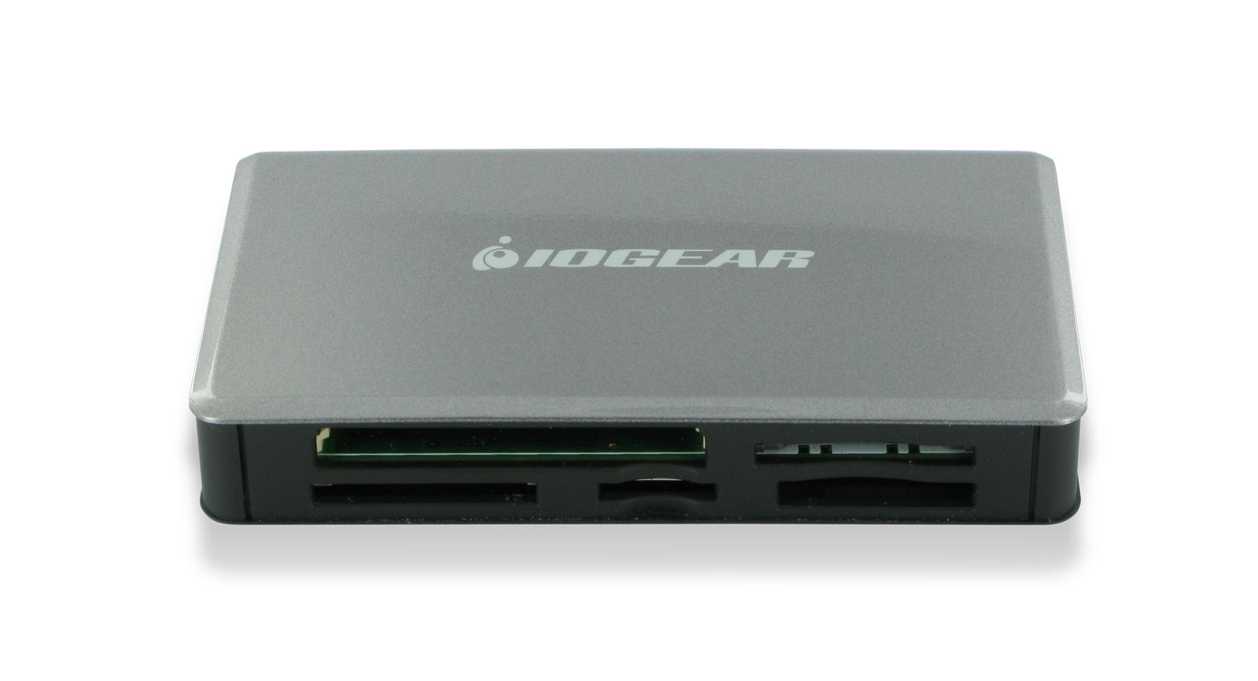 Iogear Gfr281 56 In 1 Memory Card Reader Writer