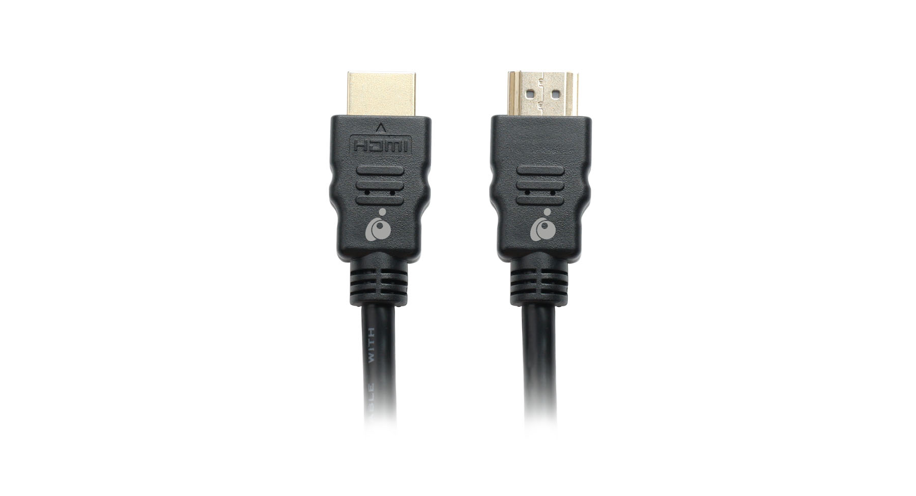 IOGEAR - GHDC200A - 1 6ft (0 5m) Certified Premium 4K HDMI Cable