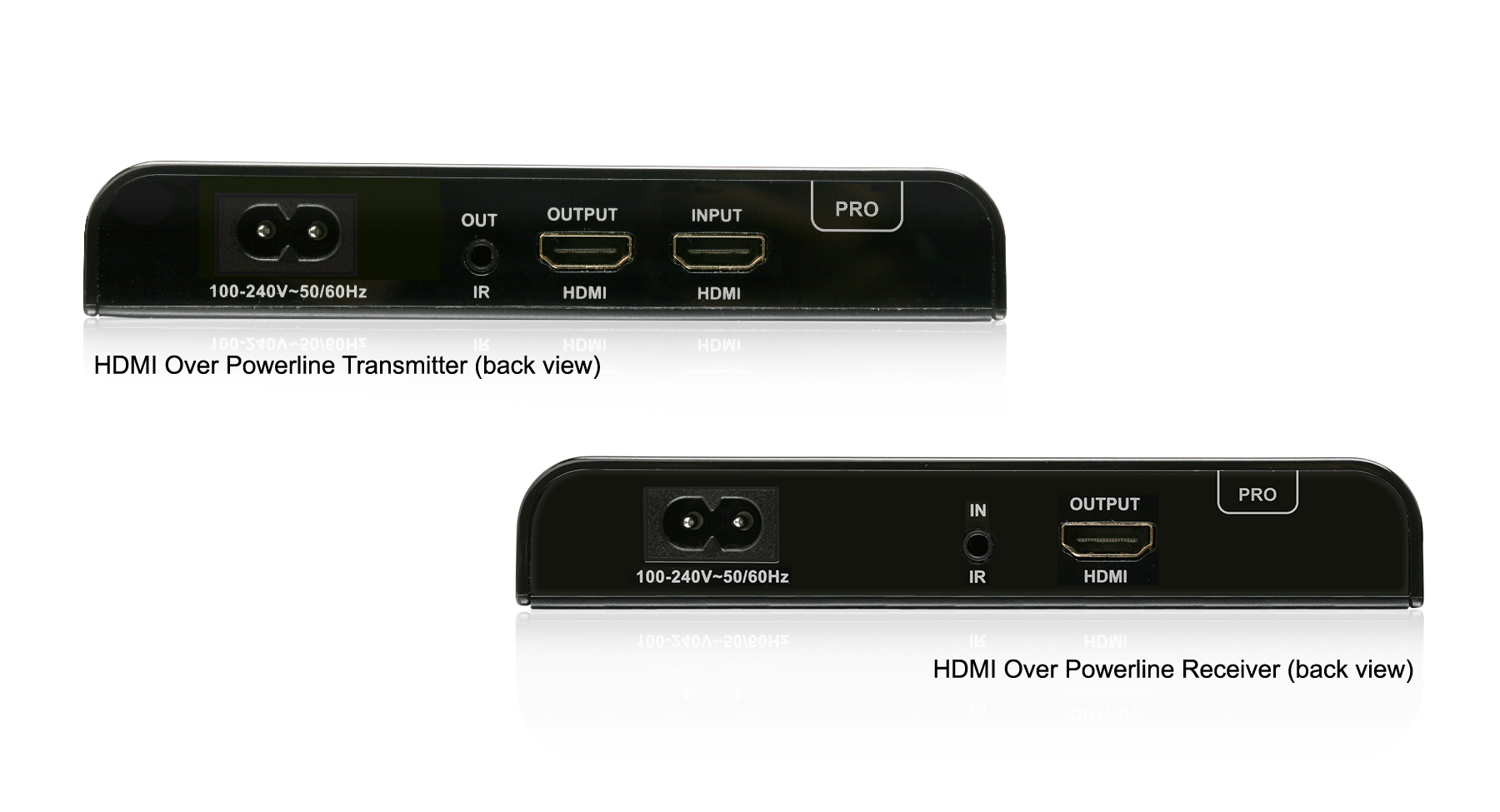 Iogear Gplhdprok2 Hdmi Over Powerline Pro Kit With 1 Additional Simple Ir Audio Transmitter And Receiver Circuit