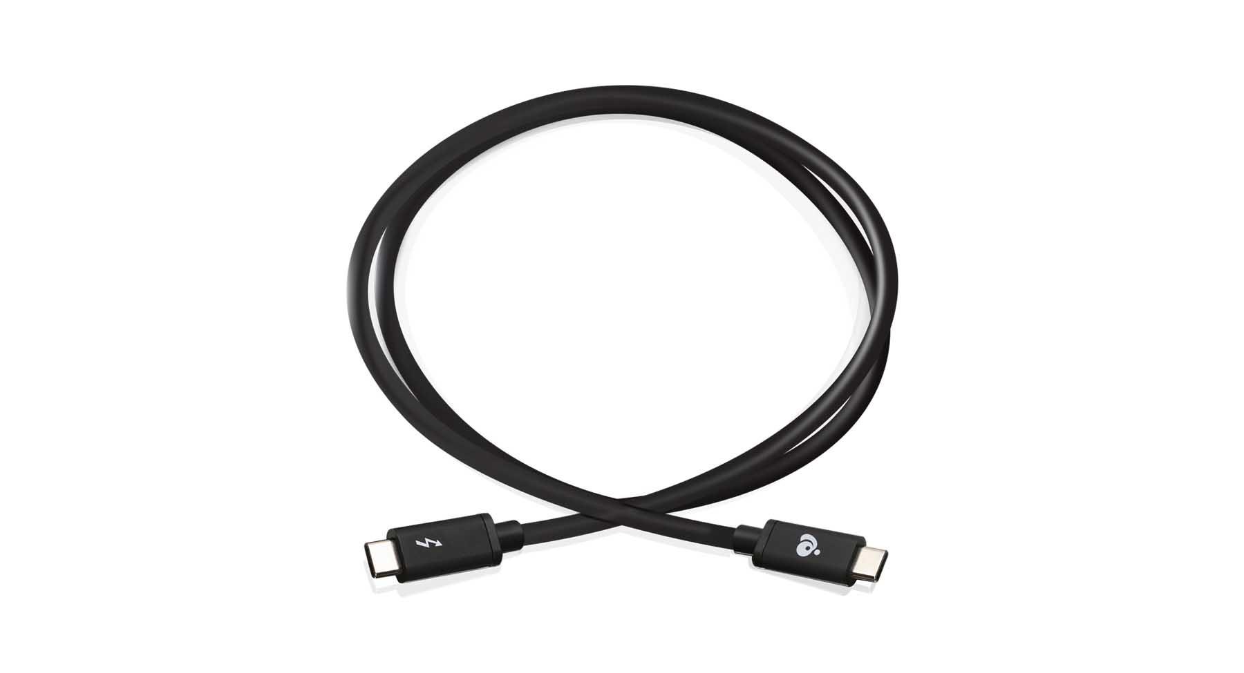 IOGEAR - GT3C01 - Thunderbolt 3 USB-C 1m 20Gbps Cable