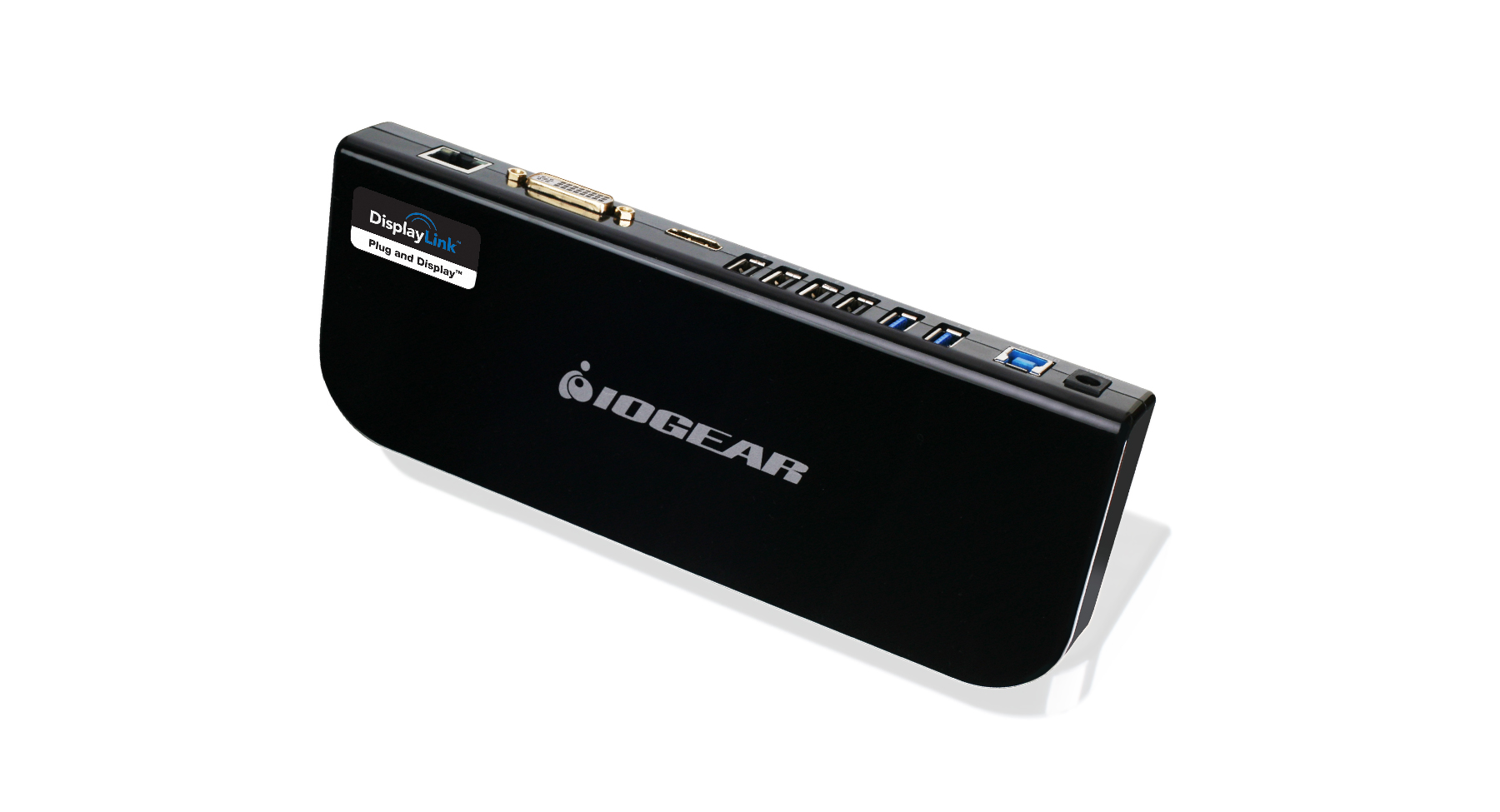 Usb 3 0 Universal Docking Station With Adapter