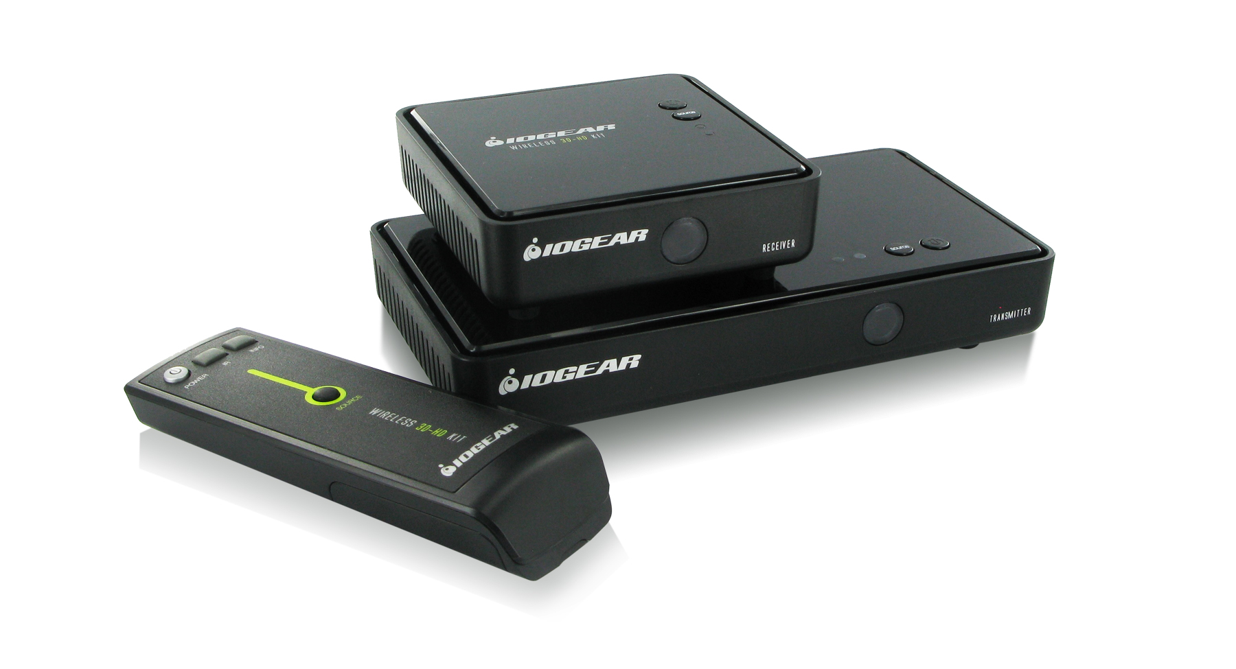 IOGEAR GW3DHDKIT Wireless Video Transmitter Wireless